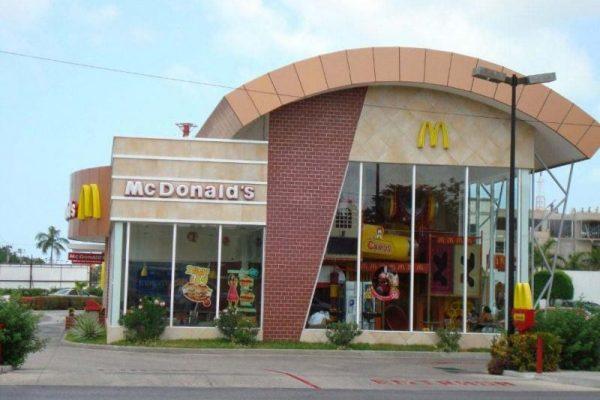 DAISSA Faldon McDonalds