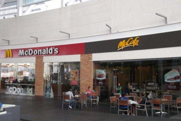DAISSA McDonalds McCafe